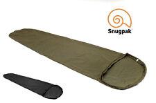 Snugpak Bivvi Bag Olive or Black - Weatherproof, Waterproof, Bivvy, Bivouac