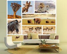 Fototapete Afrika Collage I