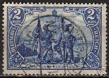 Reich 1915  MI 95AII P.26:17  CANC VF