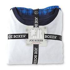 $34.99 Joe Boxer Men's Pajama Shirt Shorts & Pants - PlaidSize Small & Large