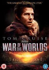 War Of The Worlds (DVD, 2013)