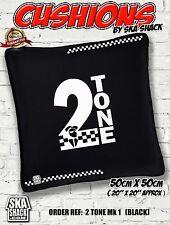 Ska Cushion. 20'' (50cm) Square. Ideal gift. EXCLUSIVE TO SKA SHACK. Cushion