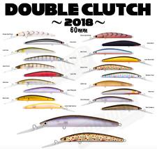 Daiwa Double Clutch Lures 60mm