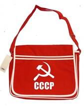CCCP-símbolo comunista de la hoz y martillo ruso para Hombre Mensajero Bolso de hombro