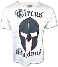 Circus Maximus Herren T-Shirt REBELLIOUS BASTARDS Designer Marken Tattoo T Shirt