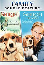 Shiloh/Shiloh 2 (DVD, 2006) BRAND NEW