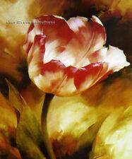 Chinese 100% real silk thread,su hand embroidery kits:flower tulip sunflower....