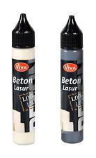 BETON-LASUR 28 ml (14,11€/100ml) für Beton-Effekt-Paste VIVA DECOR