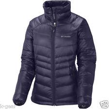 COLUMBIA TurboDown 650 Womens XS Down Winter Parka/Jacket/Coat Omni-Heat Inkling