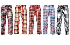 Ladies Girls pijamas Noche Wear Lounge PANTALONES PANTALONES PANTALONES 8 10 12 14 16 18