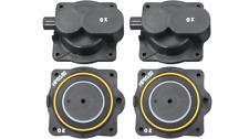 Hiblow Pumpenblocksatz inkl. Membranen  XP-40/60/80 HP-60/80/100/120/150/200