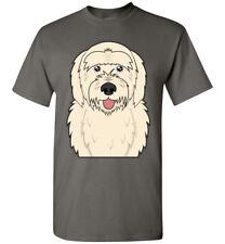 Goldendoodle Dog Cartoon T-Shirt Tee - Men Women Youth Kids Tank Long Sleeve