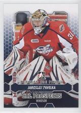 2012 In the Game Between Pipes #22 Jaroslav Pavelka Windsor Spitfires (OHL) Card