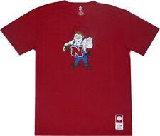 Nebraska Cornhuskers Adidas Vintage Throwback Slim Fit T Shirt $28 Clearance