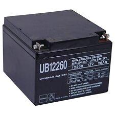 UB12260 - 12 Volts 26Ah -Terminal T3 - SLA/AGM Battery - D5747