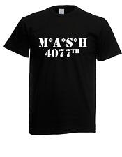 Herren T-Shirt Mash Serie Fernsehen bis 5XL