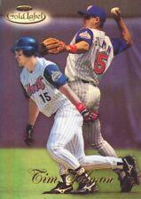 1998 Topps Gold Label Baseball Class 1 #71 Tim Salmon Anaheim Angels