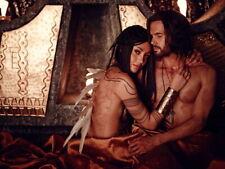 Da Vinci's Demons Tom Riley Laura Haddock Tv Series Giant Wall Print POSTER