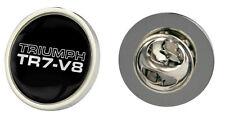 Triumph TR7 V8 Logo Clutch Pin Badge Choice of Gold/Silver