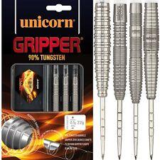 Unicorn Gripper Darts 20g 21g 22g 23g 24g 25g 26g grams Tungsten Steel Natural