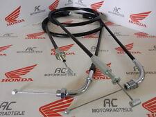 Honda GL 1000 GL1 Gaszug Set A+B Zug Neu Cable Wire Throttle Set A+B New Orig