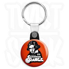 Clockwork Orange - Ludwig Van Beethoven 25mm Keyring Badge with Zip Pull Option