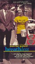 Jean-Luc Godard's Breathless Belmondo Seberg poster print #14