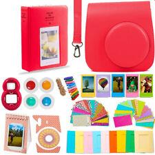 Fujifilm Instax Mini 9/8 Camera Accessories! Fuji Camera Case + more! Great Gift