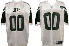 New NY New York Jets #00 Fan Jersey MENS Sizes S-M-L-XL-2XL Reebok Jersey $85