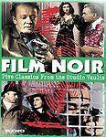 Film Noir  Vol. 2 Contraband, Hitch-Hiker, Scarlet Street, DVD SET FREE SHIPPING
