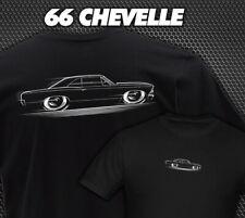 1966 Chevelle T-shirt 66 Chevrolet SS Chevy Super Sport