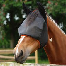 Horseware Rambo optimo Hood 0g-black /& naranja//cuello parte