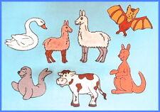 Is Your Mama a Llama Felt / Flannel Board Set