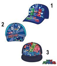 Disney PJ Masks –Pyjamahelden Cap Basecap Kappe Mütze Kopfbedeckung Größe 52 -54