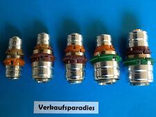 Uponor,Unicor,Unipipe,Metall Pressfitting Kupplung reduziert , 20 - 32 mm