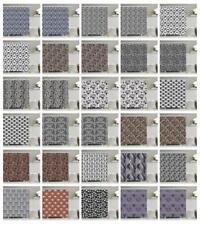 Gothic Pattern Shower Curtain Fabric Decor Set with Hooks 4 Sizes