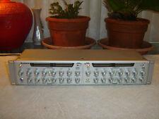 Alesis CLX-440, Stereo Compressor, Limiter, Expander, Rack