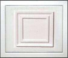 White uPVC Half Door Panel 24mm / 28mm. 790mm X 970mm. (Corrib)
