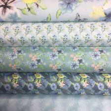 Fabric Freedom Flower Fairies 100/% Tela De Algodón FQ ARTESANAL acolchar parche Naranja