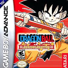 ***DRAGON BALL ADVANCED ADVENTURE GAME BOY ADVANCE GBA COSMETIC WEAR~~~