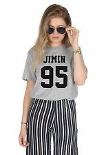 Jimin 95 T-shirt Top Kpop BTS Fangirl Jungkook Jungshook