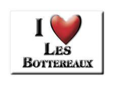 MAGNETS FRANCE - POITOU CHARENTES AIMANT I LOVE LES BOTTEREAUX  (EURE)