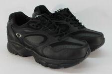 Aetrex Women's Black X801 Walking Shoe Preowned