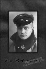 Poster, Many Sizes; Red Baron Manfred Albrecht Freiherr Von Richthofen (2 May 18