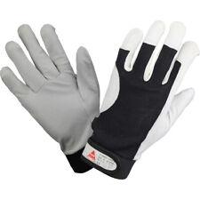 Hase Power Grip II Montage Handschuhe Lederhandschuhe Ziegen Nappa Leder Klett