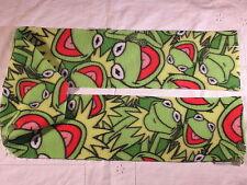 Kermit the Frog Faces Fleece Scarf SO CUTE!!!