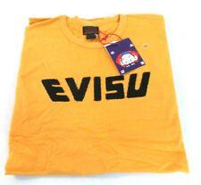 Men's Evisu Long Sleeve Japanese Cities T-shirt Tee USA seizes retail $208.00 []