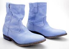 Buffalo Stiefel ES 30195 Garda Spruzzato Turquoise 01