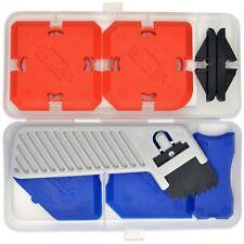 Cramer Fugi Kit 7 Grouting Sealant Silicone Profiling Tool, English Instructions