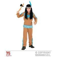 Indianerkostüm für Kinder Kinderkostüm Indianer Party Fasching Karneval Kostüm